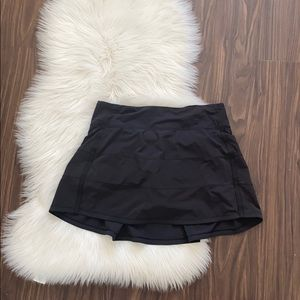 Lined lululemon tennis skirt